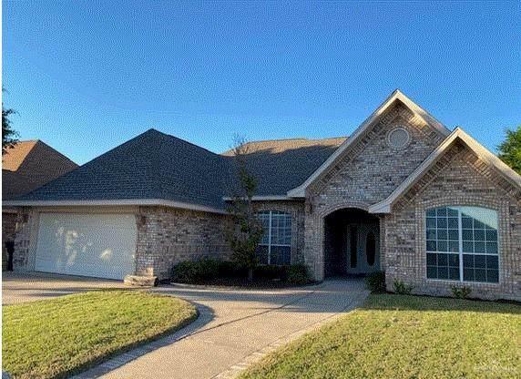 2404 N Thunderbird Avenue N, Mcallen, TX 78504 (MLS #345738) :: The Ryan & Brian Real Estate Team