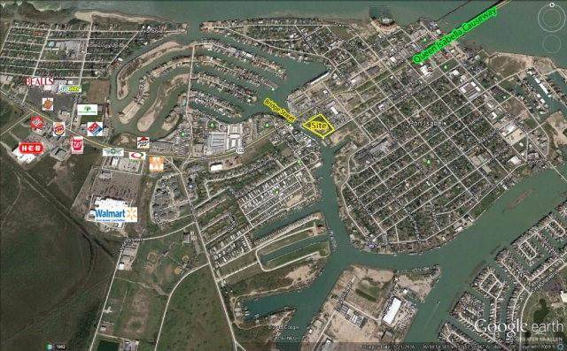 100 Bridge Street, Port Isabel, TX 78578 (MLS #345765) :: Key Realty