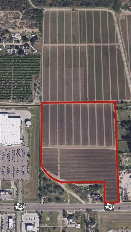 0 Mile 3 Road, Palmhurst, TX 78573 (MLS #345910) :: eReal Estate Depot