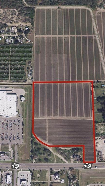 0 Mile 3 Road, Palmhurst, TX 78573 (MLS #345910) :: Jinks Realty