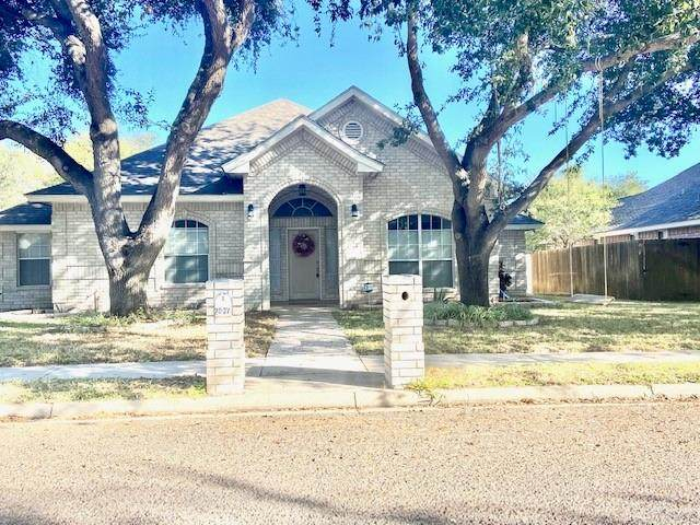 2007 E 28th Street, Mission, TX 78574 (MLS #346016) :: The Ryan & Brian Real Estate Team