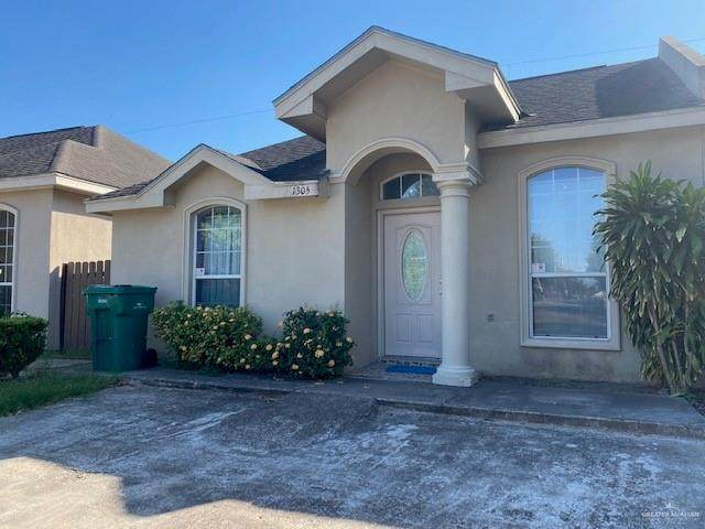 1305 Jubilee Avenue, Pharr, TX 78577 (MLS #346120) :: Key Realty