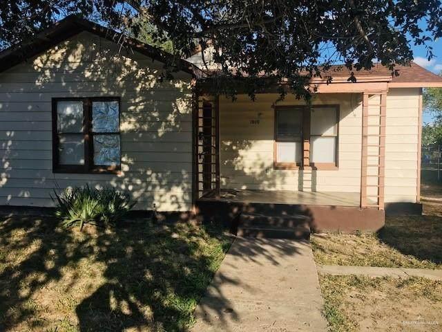 1010 N 17th Street, Mcallen, TX 78501 (MLS #346350) :: The Ryan & Brian Real Estate Team