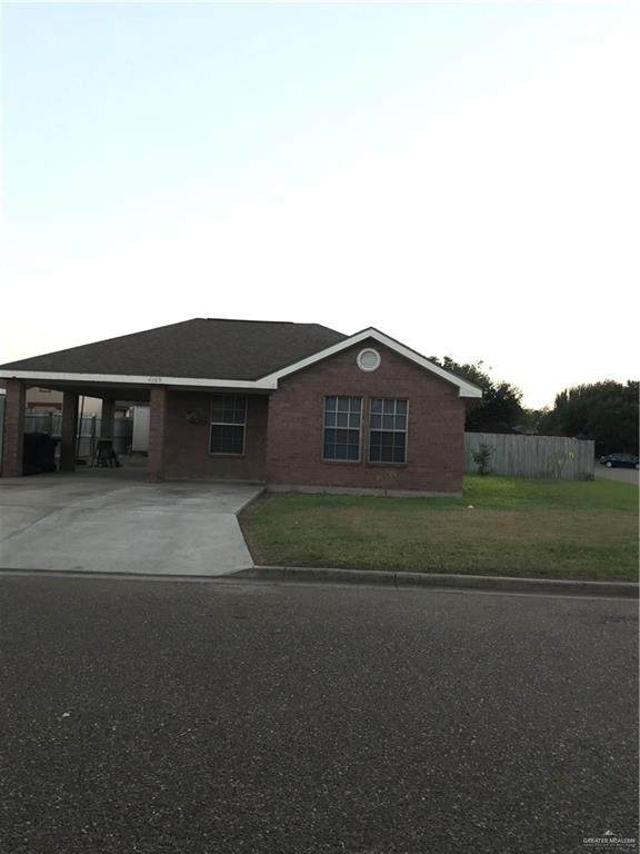 4105 Bluebird Avenue, Mcallen, TX 78504 (MLS #346357) :: The Ryan & Brian Real Estate Team