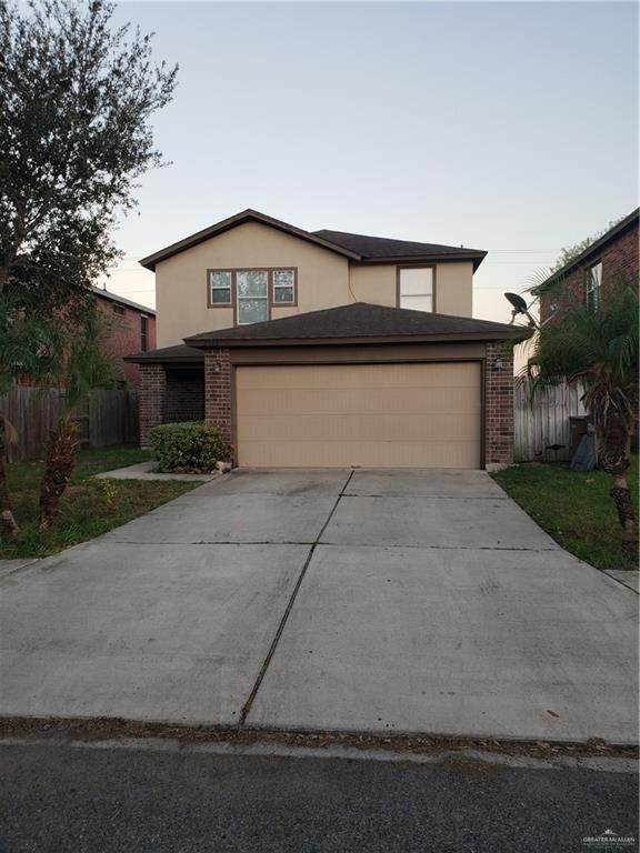2518 Links Drive, Edinburg, TX 78542 (MLS #347892) :: Jinks Realty
