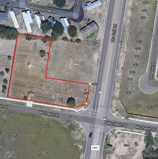 3000 W Chapin Street, Edinburg, TX 78539 (MLS #347950) :: Imperio Real Estate