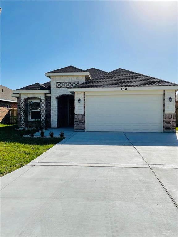 2618 Imperial Oaks Drive Drive, Alton, TX 78573 (MLS #348339) :: The Ryan & Brian Real Estate Team
