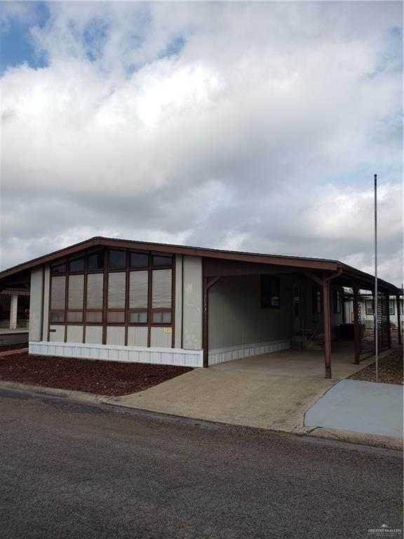 3133 Palmetto Drive, Weslaco, TX 78596 (MLS #348462) :: The Lucas Sanchez Real Estate Team