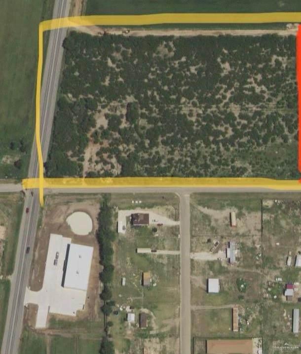 . NE Val Verde Road, Donna, TX 78537 (MLS #348617) :: The Ryan & Brian Real Estate Team