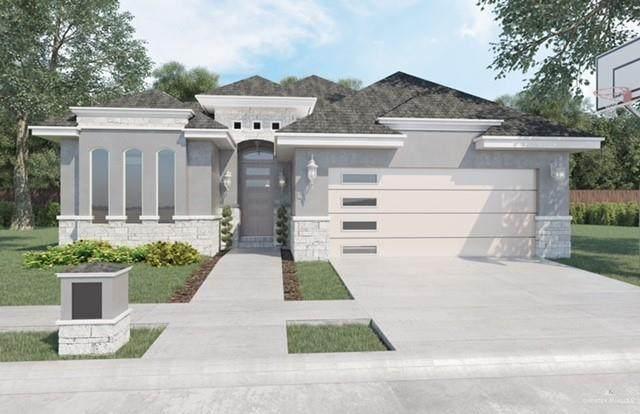 1119 Palazzo Drive, Alamo, TX 78516 (MLS #348674) :: The Ryan & Brian Real Estate Team