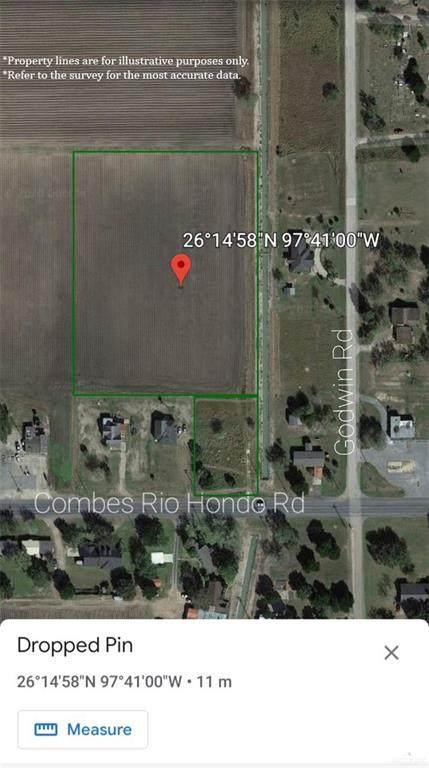 21155 Fm 508 Road, Harlingen, TX 78550 (MLS #349141) :: Jinks Realty