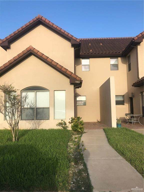 708 San Angel Street, Mission, TX 78572 (MLS #351030) :: The MBTeam