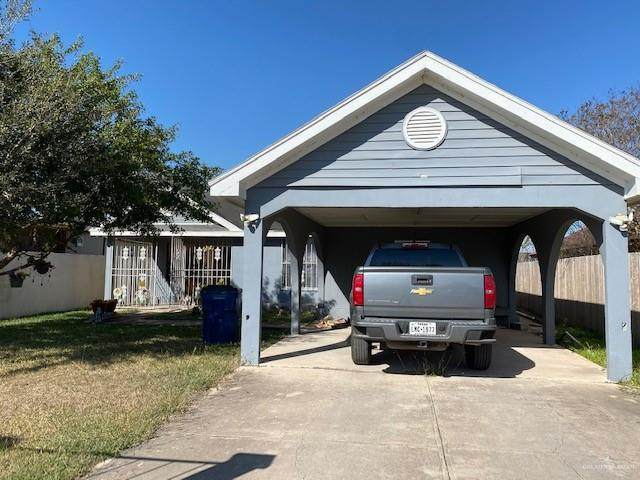 3826 Cherokee Drive, Mercedes, TX 78570 (MLS #351037) :: The Ryan & Brian Real Estate Team