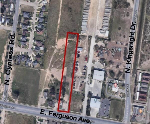 415 E Ferguson Street, Pharr, TX 78577 (MLS #351181) :: The Ryan & Brian Real Estate Team
