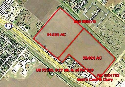 0 Expressway 77 Highway, San Benito, TX 78586 (MLS #351218) :: The Maggie Harris Team