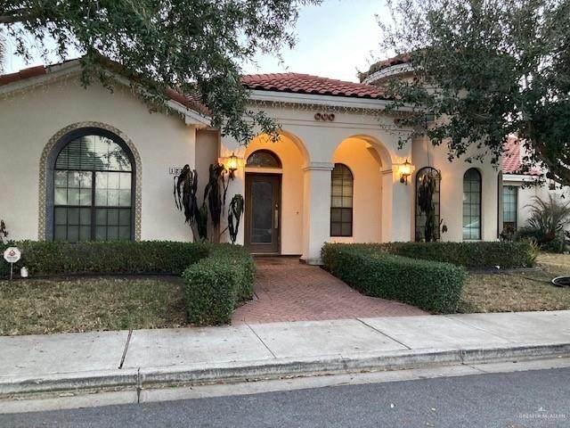 1224 E Augusta Avenue, Mcallen, TX 78503 (MLS #352575) :: The Ryan & Brian Real Estate Team