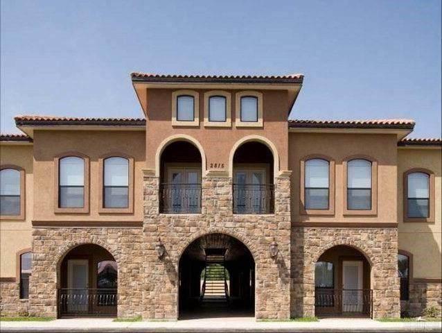 2815 Mimosa Street #8, Mission, TX 78574 (MLS #352923) :: The Ryan & Brian Real Estate Team