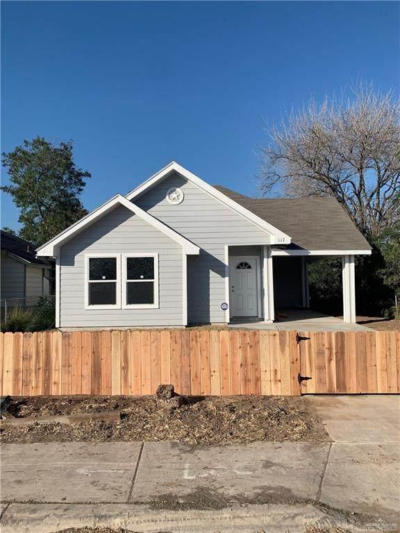 117 E Bell Avenue, Pharr, TX 78577 (MLS #353166) :: The Ryan & Brian Real Estate Team
