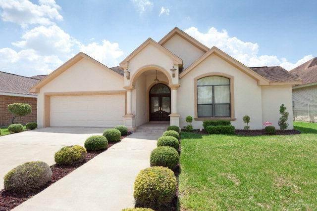 4106 San Gerardo, Mission, TX 78572 (MLS #353244) :: Jinks Realty