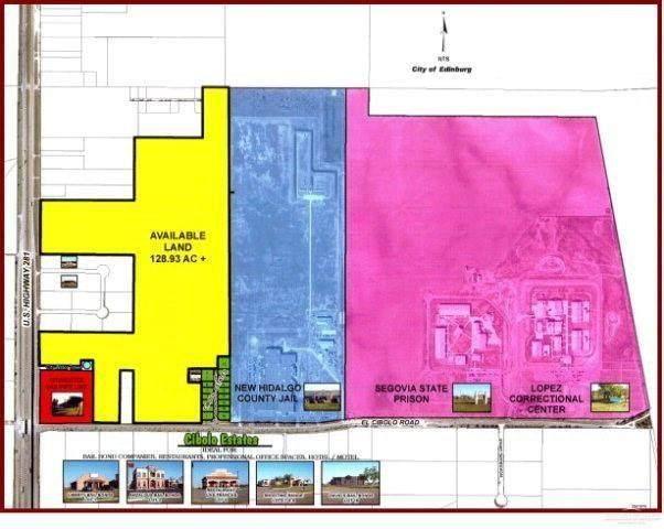 12800 N Us Highway 281 Highway N, Edinburg, TX 78539 (MLS #354870) :: The Lucas Sanchez Real Estate Team