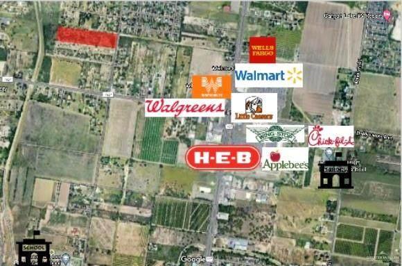 00 N Trosper Road N, Palmhurst, TX 78573 (MLS #354898) :: The Lucas Sanchez Real Estate Team