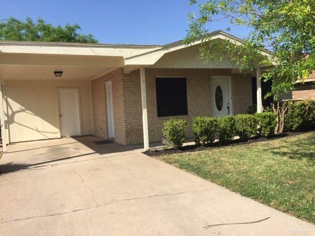 1409 El Recreo Circle, Edinburg, TX 78539 (MLS #355155) :: Jinks Realty