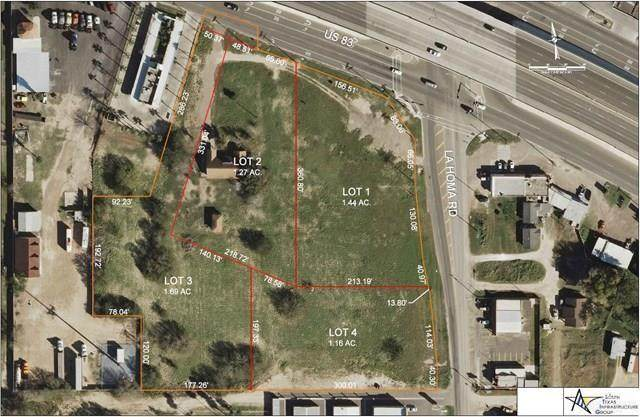Lot 2 West Side La Homa Road, Palmview, TX 78572 (MLS #355206) :: The MBTeam