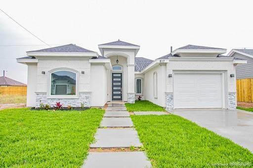 817 Canela Drive, Alamo, TX 78516 (MLS #355395) :: The Ryan & Brian Real Estate Team
