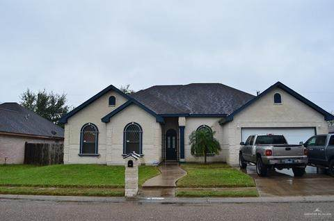 1309 Zarate Drive, San Juan, TX 78589 (MLS #355519) :: The Ryan & Brian Real Estate Team