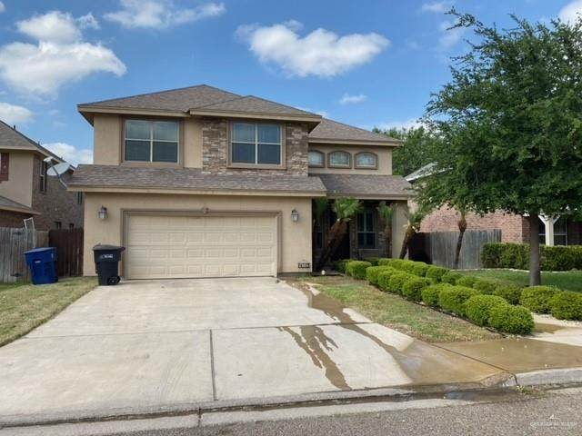 4612 Water Lily Avenue, Mcallen, TX 78504 (MLS #355696) :: eReal Estate Depot