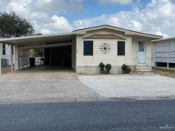 201 W Laurel Avenue, Pharr, TX 78577 (MLS #355736) :: The Ryan & Brian Real Estate Team