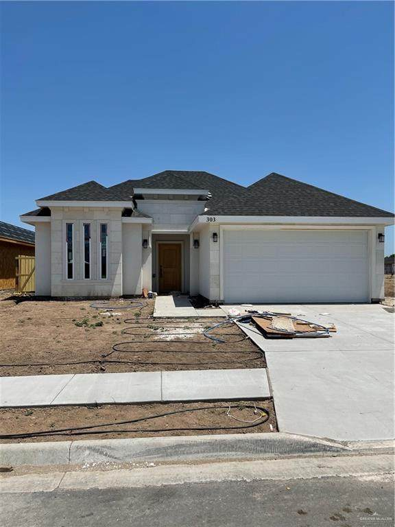 303 Paxton Drive, San Juan, TX 78589 (MLS #356051) :: The Ryan & Brian Real Estate Team