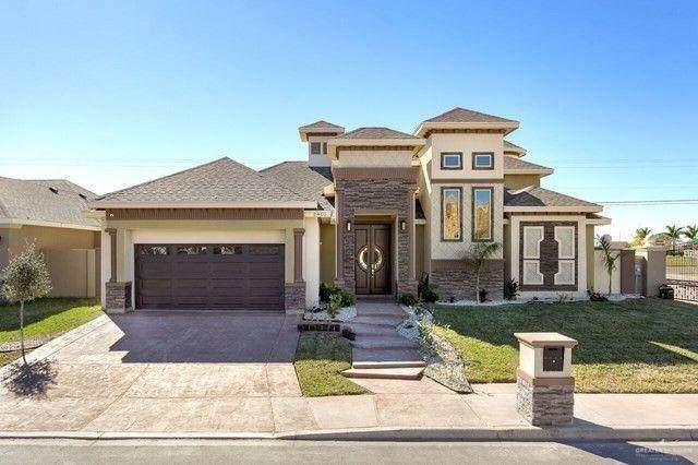 2410 Vancouver Avenue, Edinburg, TX 78539 (MLS #356065) :: Key Realty