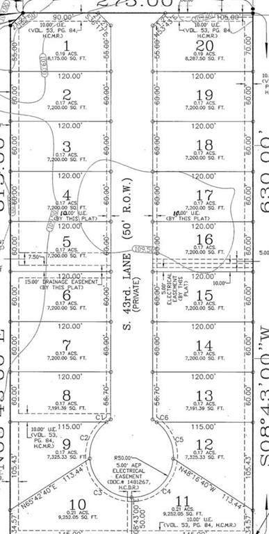 2518 S 43rd Street, Mcallen, TX 78503 (MLS #356111) :: Key Realty