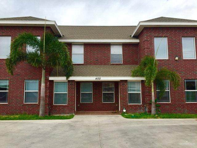 400 S 49th Street #2, Mcallen, TX 78501 (MLS #356260) :: Key Realty