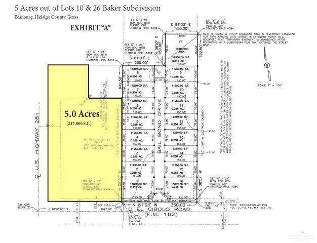 1200 E Cibolo Drive, Edinburg, TX 78539 (MLS #356264) :: Key Realty