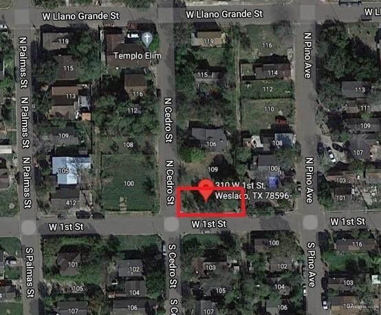 310 W 1st Street, Weslaco, TX 78596 (MLS #356276) :: Key Realty