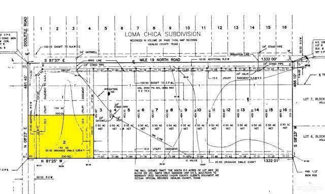 4528 N Doolittle Road, Edinburg, TX 78539 (MLS #356278) :: eReal Estate Depot