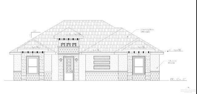 822 Blue Quail, Alamo, TX 78516 (MLS #356580) :: The Ryan & Brian Real Estate Team