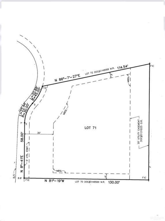 0 Crown Pointe, Mission, TX 78572 (MLS #356604) :: The Ryan & Brian Real Estate Team
