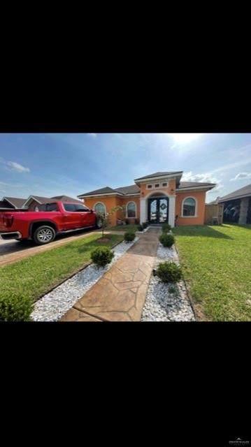 913 Annabelle, Edcouch, TX 78538 (MLS #357964) :: The Ryan & Brian Real Estate Team