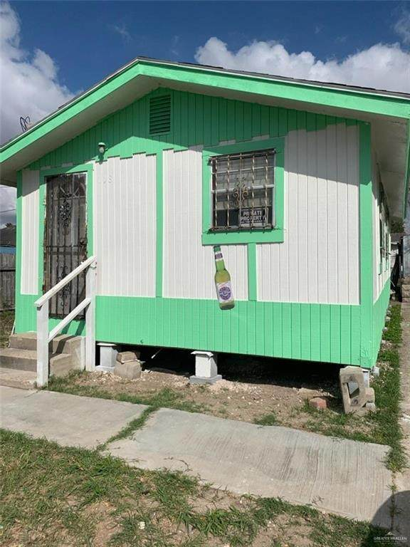 118 Mesquite, Rio Hondo, TX 78583 (MLS #358052) :: Jinks Realty