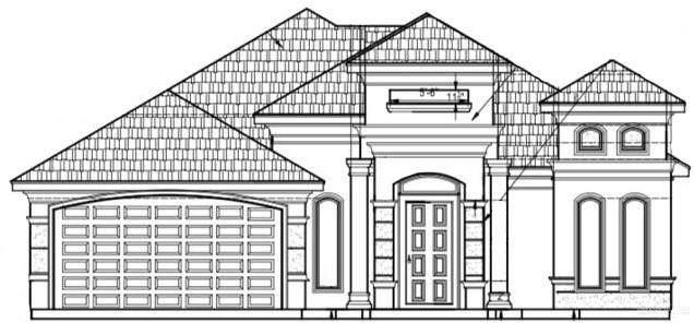 3519 Elevation, Edinburg, TX 78542 (MLS #358268) :: The Ryan & Brian Real Estate Team