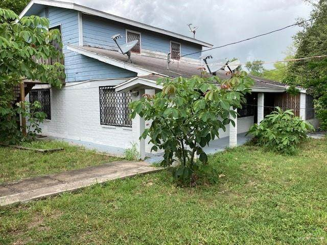 1403 W 2nd, Mercedes, TX 78570 (MLS #358271) :: The Ryan & Brian Real Estate Team