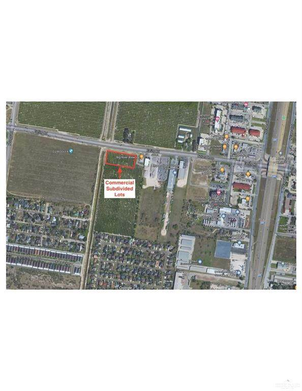 551 Nolana, Pharr, TX 78577 (MLS #359781) :: The Ryan & Brian Real Estate Team
