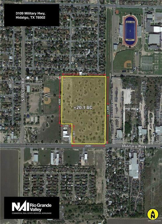 3109 W Military, Hidalgo, TX 78557 (MLS #360657) :: The Lucas Sanchez Real Estate Team