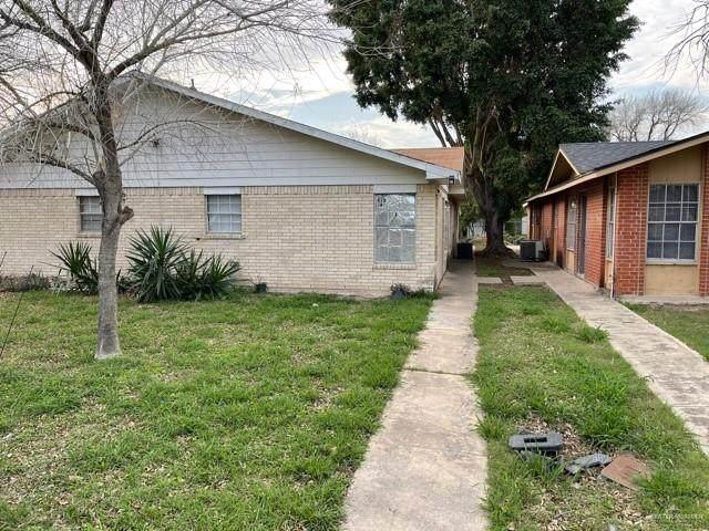 408 S 9th, Hidalgo, TX 78557 (MLS #360681) :: The Ryan & Brian Real Estate Team