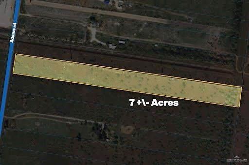 0 Adams, San Benito, TX 78586 (MLS #360958) :: The MBTeam