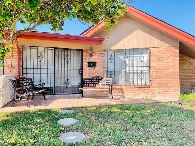 800 E Dallas #8, Mcallen, TX 78501 (MLS #361204) :: Key Realty