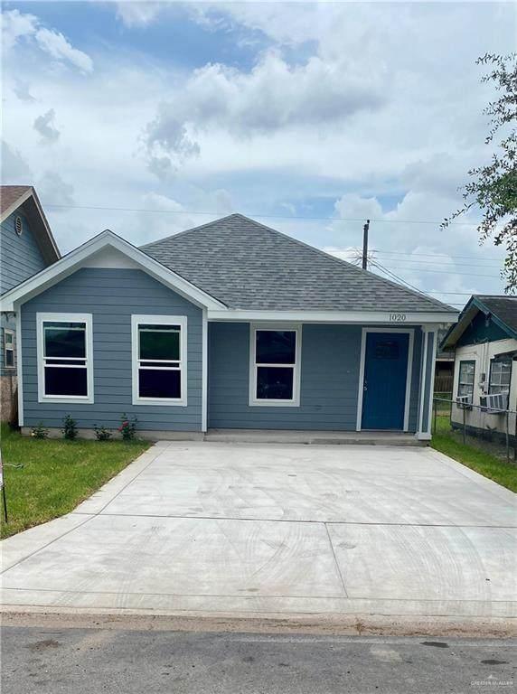 1020 E Juarez, Pharr, TX 78577 (MLS #362645) :: API Real Estate